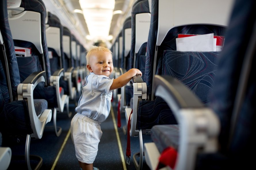 Baby on board: ergernis of entertainment?