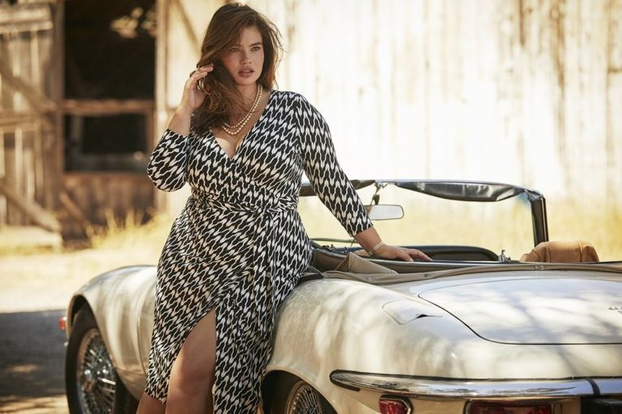 De DVF Wrap Dress