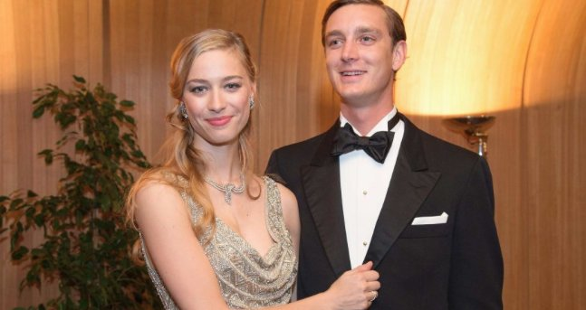 Pierre Casiraghi en Beatrice Borromeo