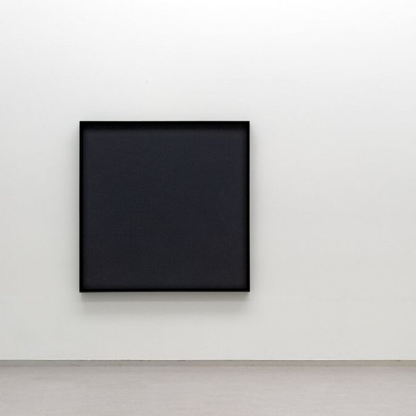 Ad Reinhart, Ultimate Paiting no 39, 1960, foto Cary Markerink