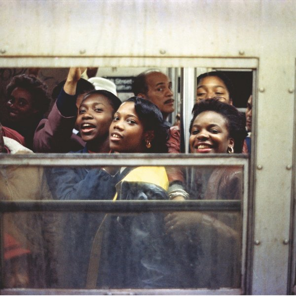 Rush Hour, New York 1988 - Jamel Shabazz