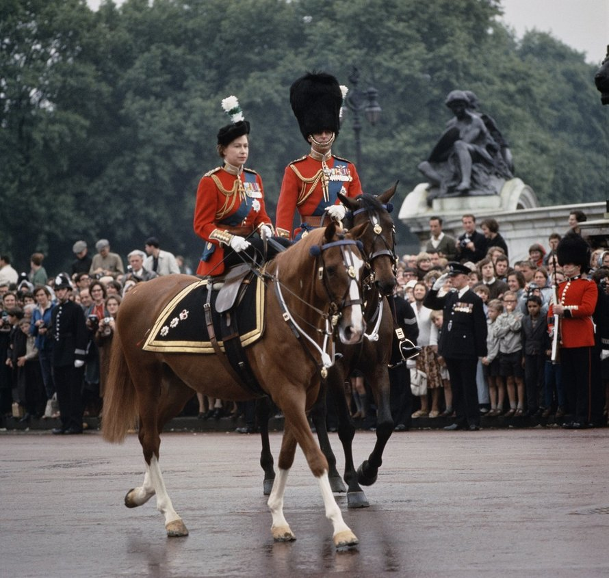 Trooping The Colour, 1965