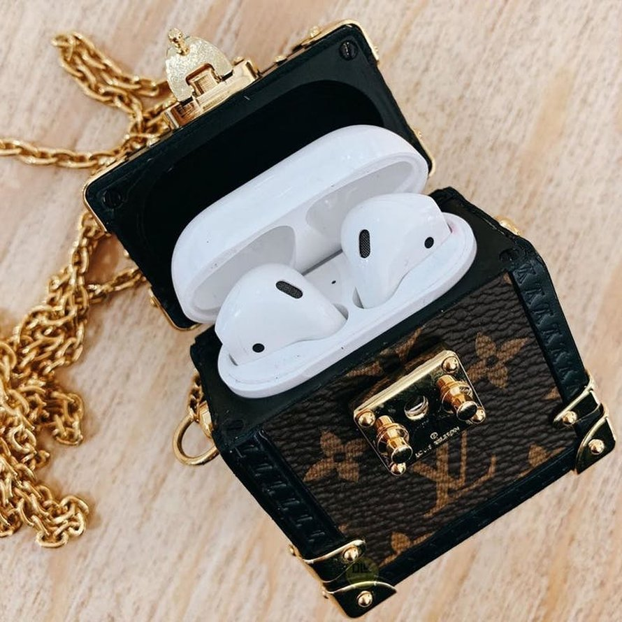De Louis Vuitton AirPods Case