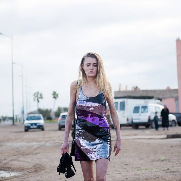 Vicky Knight in Dirty God