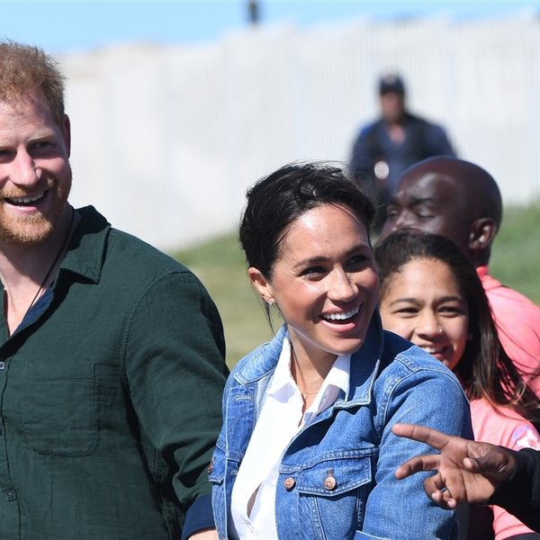 Harry en Meghan in Zuid-Afrika
