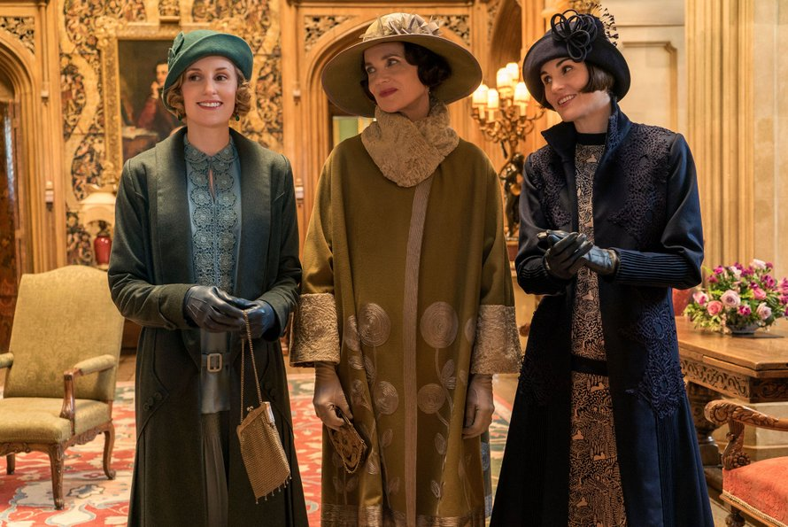 Downton Abbey, The Movie