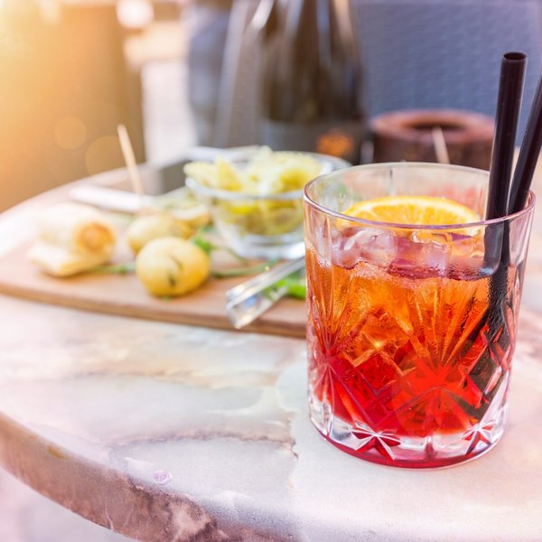 Negroni, de cocktail van 2019