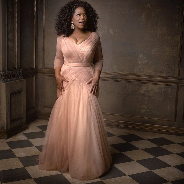 Oprah Winfrey, Los Angeles, CA, 2015 for Vanity Fair Oscar Portrait Studio, LA, 2015 © Mark Seliger