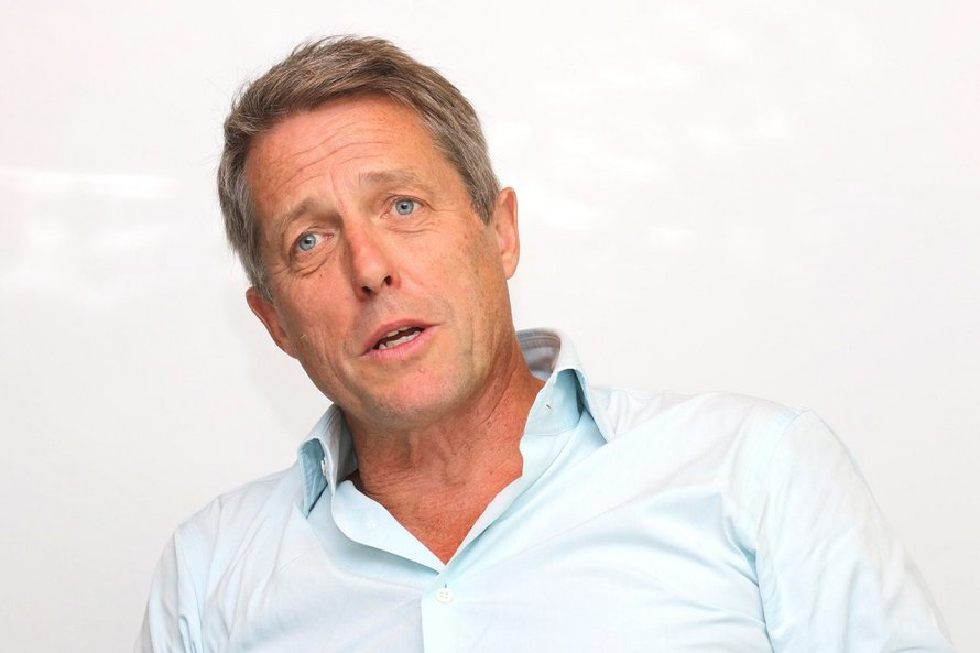All I want for Christmas is... Hugh Grant!
